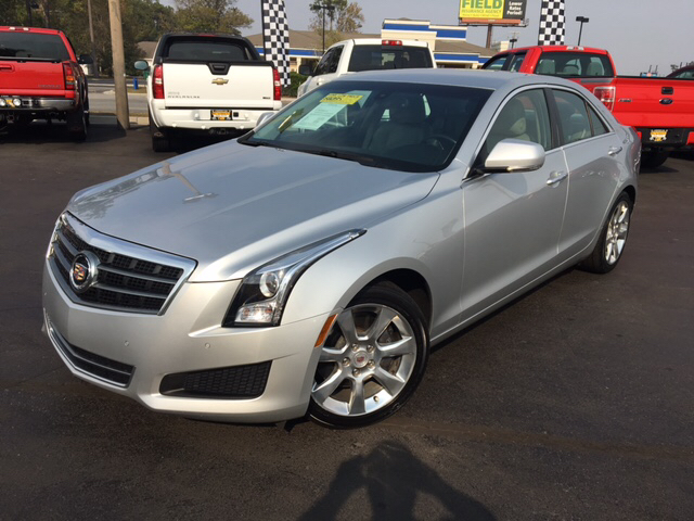 2013 cadillac ats 2 0t luxury 4dr sedan in myrtle beach sc competition cars. Black Bedroom Furniture Sets. Home Design Ideas
