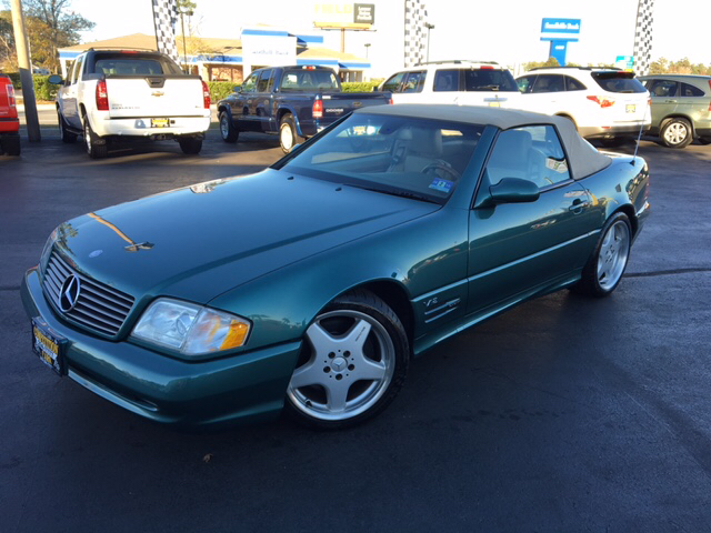 1999 mercedes benz sl class sl600 2dr convertible in for Mercedes benz of myrtle beach