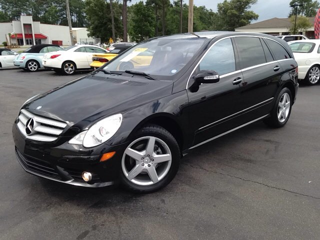 2008 mercedes benz r class r320 cdi awd 4matic 4dr wagon for Mercedes benz r320