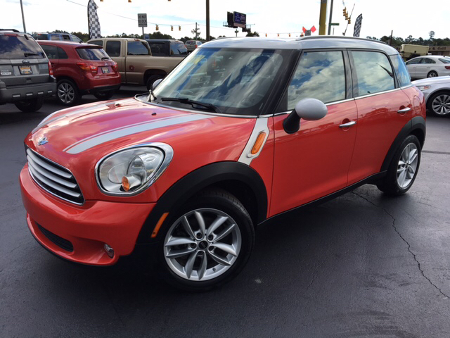 2012 mini cooper countryman 4dr crossover in myrtle beach