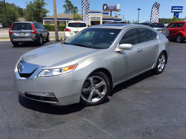 2010 acura tl 4dr sedan w technology package in myrtle beach sc competition cars. Black Bedroom Furniture Sets. Home Design Ideas