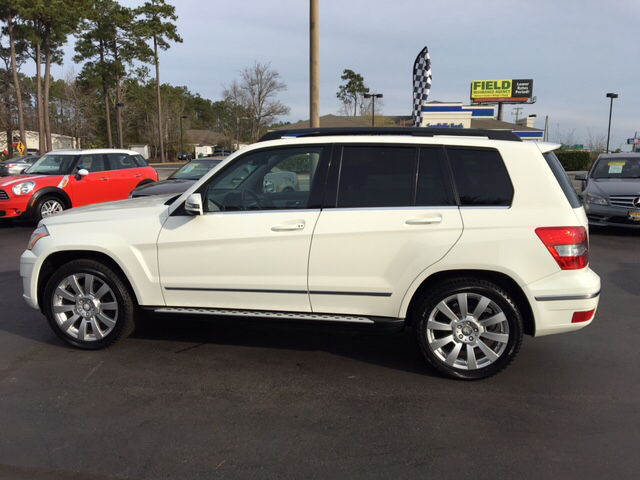 2010 mercedes benz glk awd glk 350 4matic 4dr suv in for Mercedes benz of myrtle beach