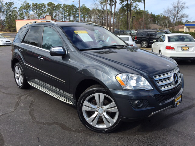 2010 mercedes benz m class awd ml 350 4matic 4dr suv in for Mercedes benz of myrtle beach