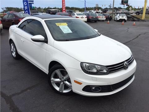 2012 Volkswagen Eos for sale in Myrtle Beach, SC