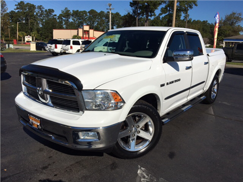 2011 RAM Ram Pickup 1500 for sale in Myrtle Beach, SC