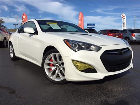 2013 Hyundai Genesis Coupe for sale in Myrtle Beach, SC
