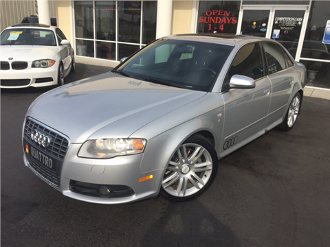 2007 Audi S4 for sale in Myrtle Beach, SC