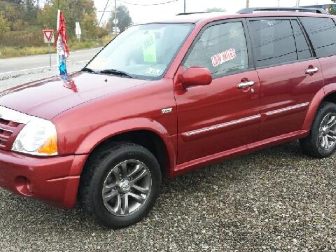 2004 Suzuki XL7 for sale in Mount Pleasant, PA