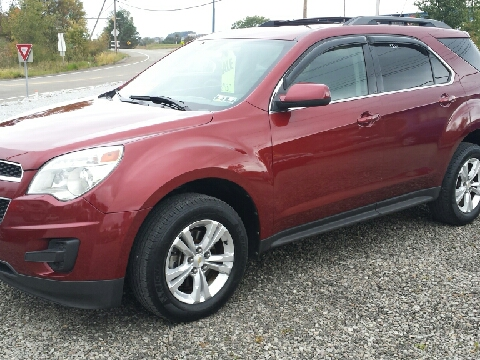 2011 Chevrolet Equinox for sale in Mount Pleasant, PA