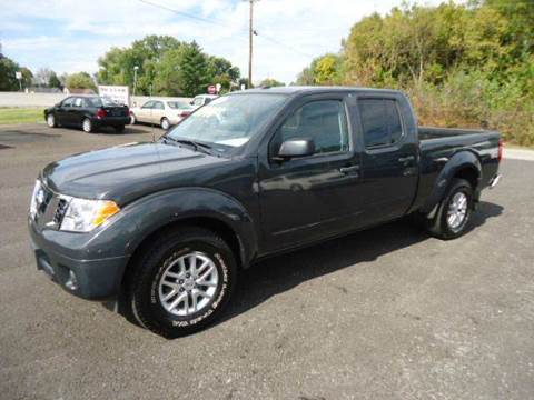 Used 2015 Nissan Frontier For Sale Kentucky