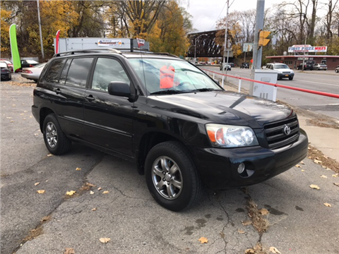 2004 Toyota Highlander for sale in Schenectady, NY
