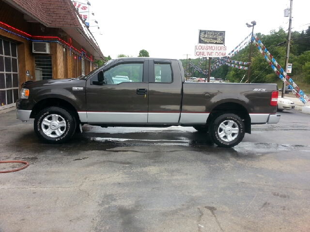 2005 Ford F-150 4dr SuperCab STX 4WD Styleside 6.5 ft. SB - Connellsville PA