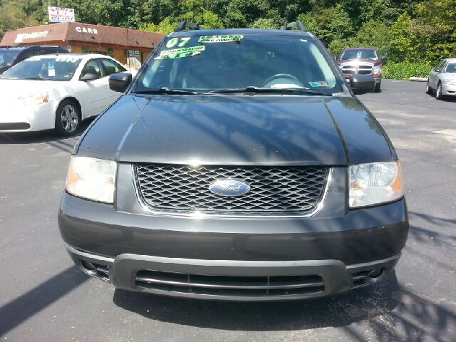 2007 Ford Freestyle AWD SEL 4dr Wagon - Connellsville PA