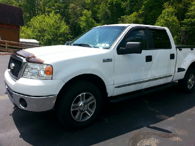2008 Ford F-150 4x4 XLT 4dr SuperCrew Flareside 6.5 ft. SB - Connellsville PA