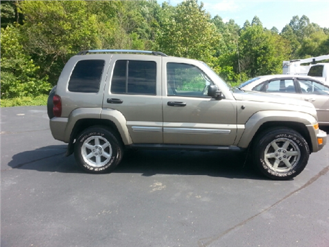2005 Jeep Liberty for sale in Connellsville, PA