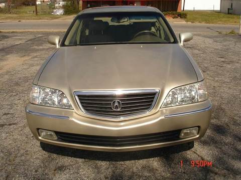2003 Acura RL for sale in Salisbury, NC