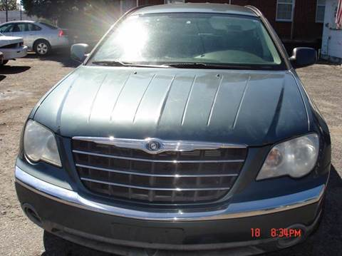2007 Chrysler Pacifica for sale in Salisbury, NC