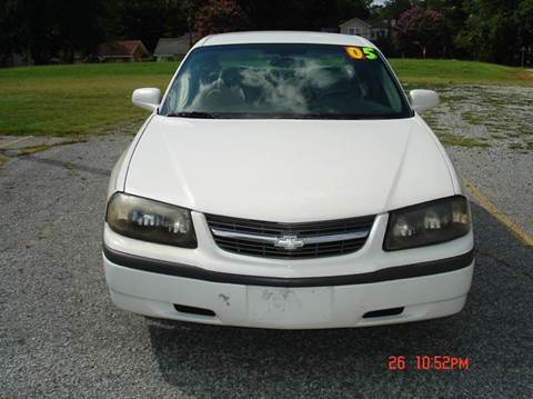 2005 Chevrolet Impala for sale in Salisbury, NC