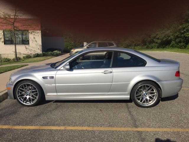 2002 BMW M3 Base 2dr Coupe - Shirley NY