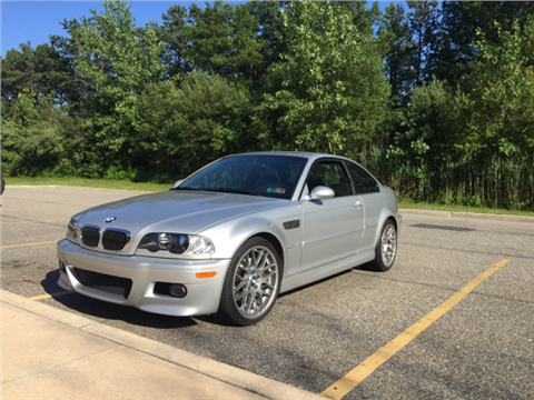 2002 BMW M3 for sale in Shirley, NY