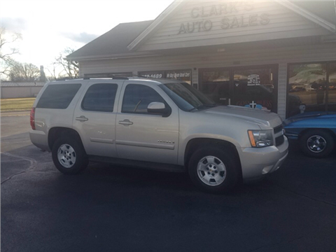 2007 Chevrolet Tahoe for sale in Middletown, OH