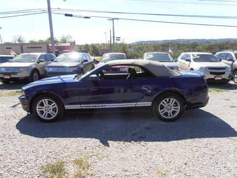2010 Ford Mustang for sale in Pulaski, TN