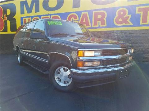 1996 GMC Suburban for sale in Chicago, IL