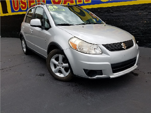 2008 Suzuki SX4 Crossover for sale in Chicago, IL