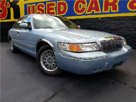 2000 Mercury Grand Marquis for sale in Chicago, IL