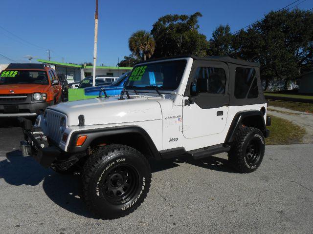 1997 Jeep Wrangler for sale in New Smyrna Beach FL