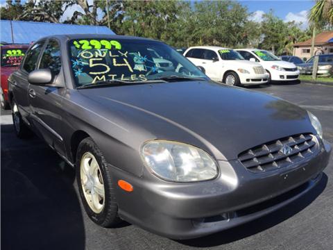 2001 Hyundai Sonata for sale in New Smyrna Beach, FL