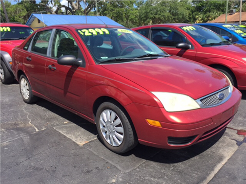 2005 Ford Focus for sale in New Smyrna Beach, FL