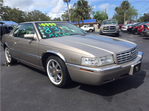 2000 Cadillac Eldorado for sale in New Smyrna Beach, FL