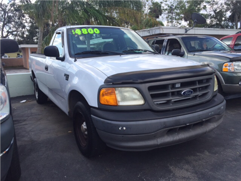 2004 Ford F-150 Heritage for sale in New Smyrna Beach, FL