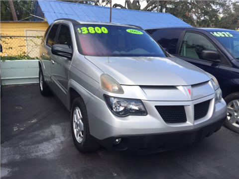 2005 Pontiac Aztek for sale in New Smyrna Beach, FL