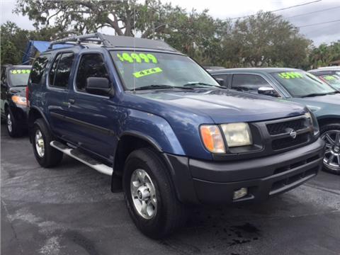 2000 Nissan Xterra for sale in New Smyrna Beach, FL