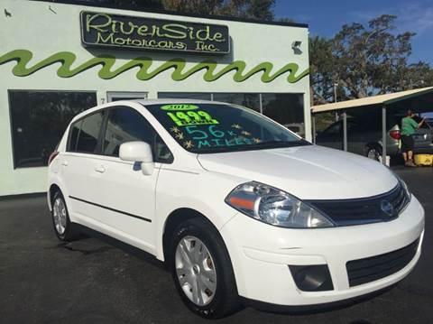 2012 Nissan Versa for sale in New Smyrna Beach, FL