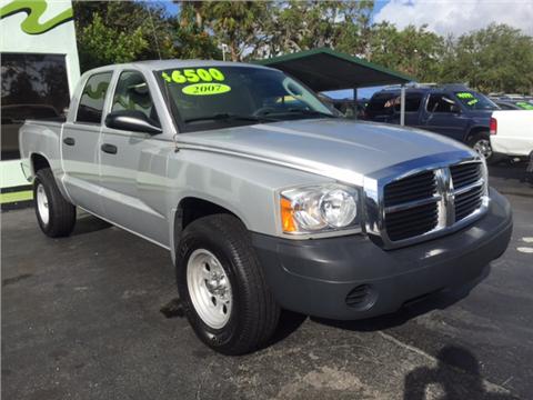 2007 Dodge Dakota for sale in New Smyrna Beach, FL