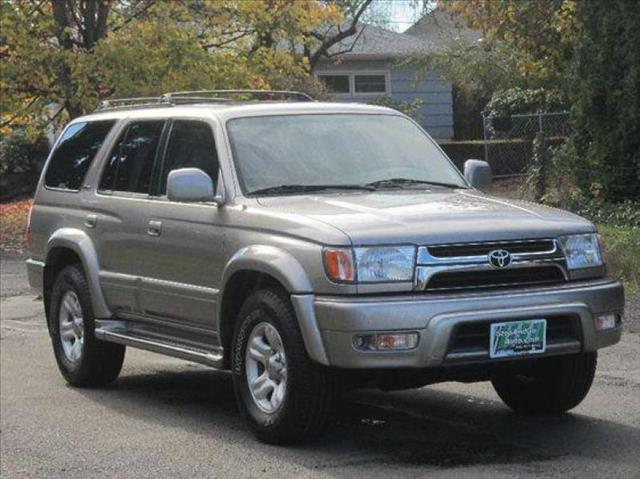 Used 2002 toyota 4runner for sale for Rolling motors san bruno ca