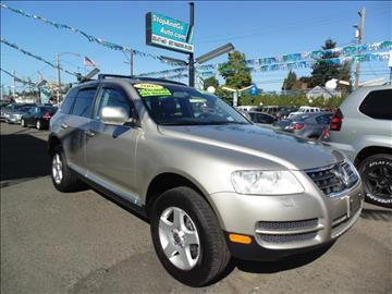 2005 Volkswagen Touareg for sale in Portland, OR
