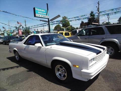 1987 GMC Caballero for sale in Portland, OR
