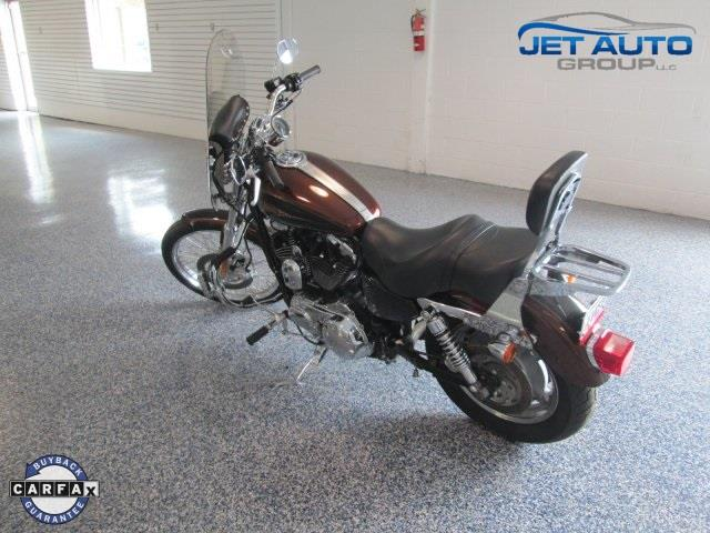 2009 Harley-Davidson Sportster 1200 - Cambridge OH