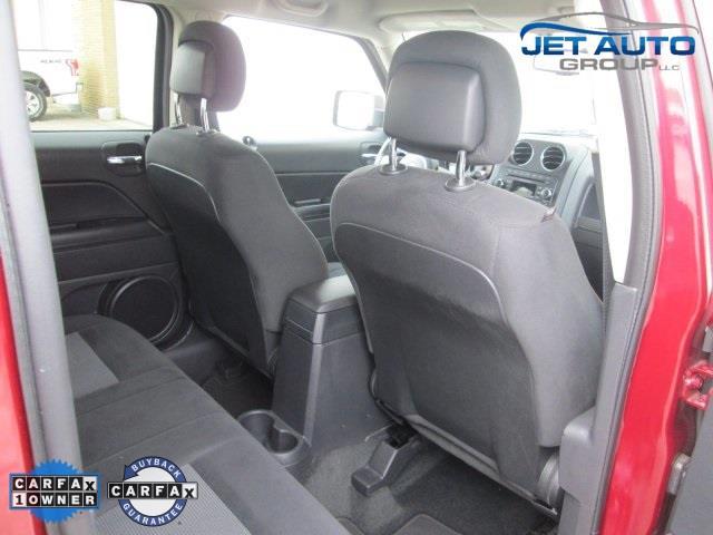 2016 Jeep Patriot 4x4 Sport 4dr SUV - Cambridge OH