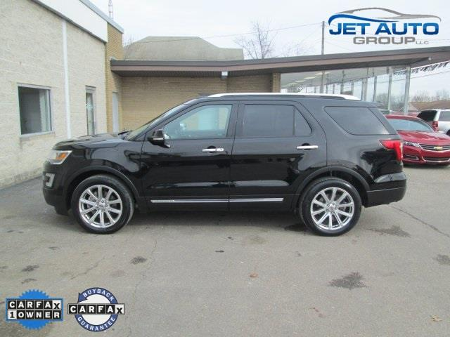 2016 Ford Explorer AWD Limited 4dr SUV - Cambridge OH