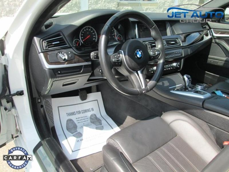 2014 BMW M5 4dr Sedan - Cambridge OH