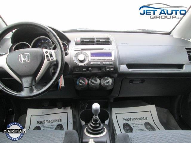 2007 Honda Fit Sport 4dr Hatchback 5M - Cambridge OH