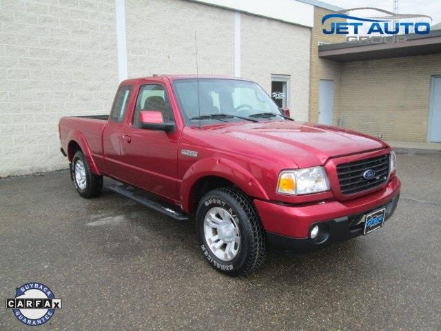 2008 Ford Ranger 4x2 SPORT 2dr SuperCab SB - Cambridge OH