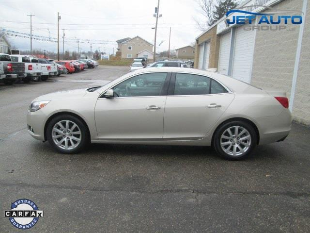 2015 Chevrolet Malibu LTZ 4dr Sedan w/1LZ - Cambridge OH