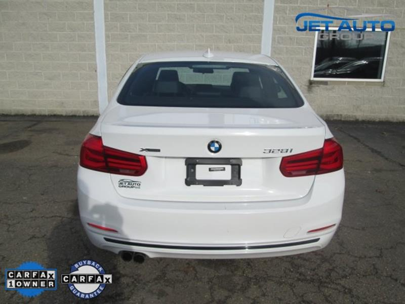 2016 BMW 3 Series AWD 328i xDrive 4dr Sedan SULEV - Cambridge OH