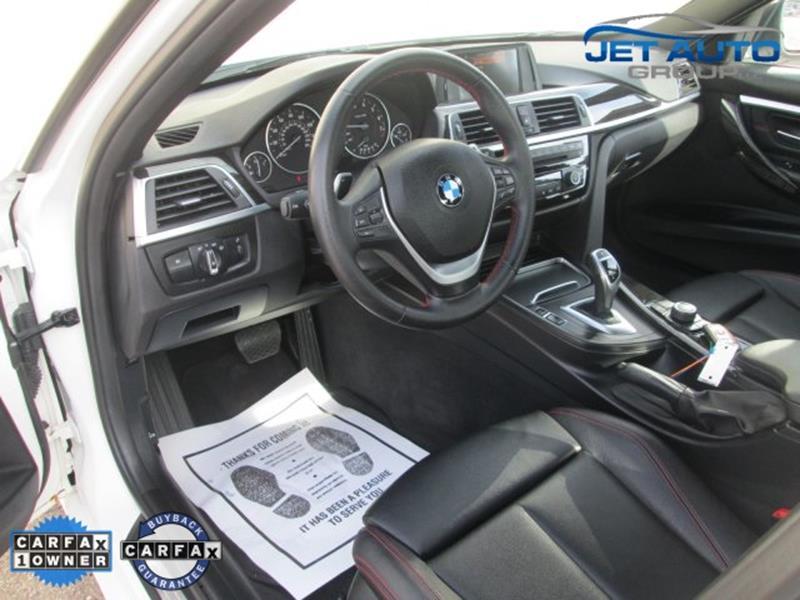 2016 BMW 3 Series AWD 328i xDrive 4dr Sedan SULEV - Cambridge OH